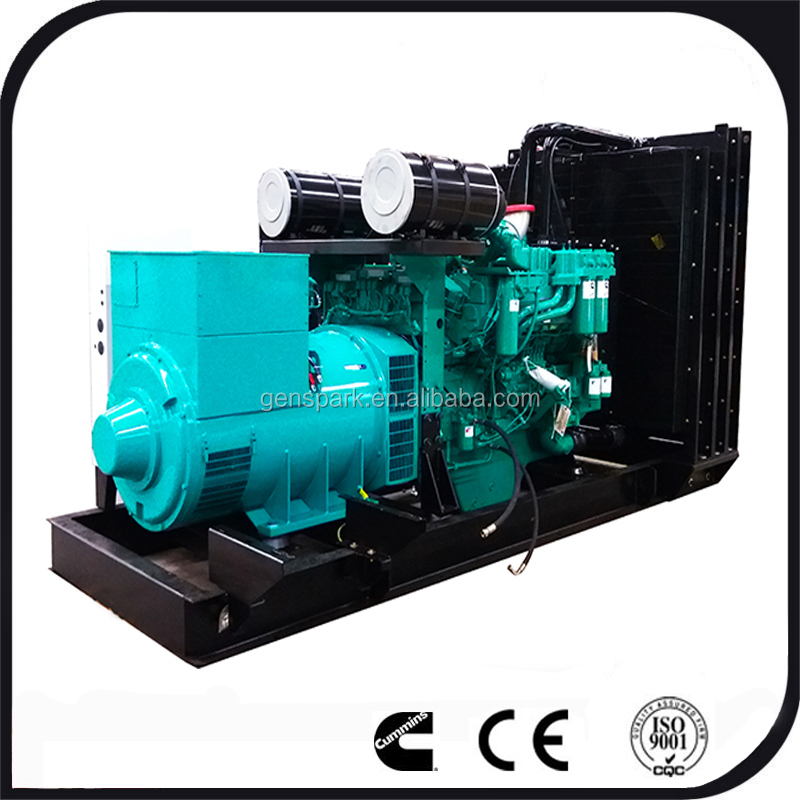 8 to 500kw marine diesel generator for sale