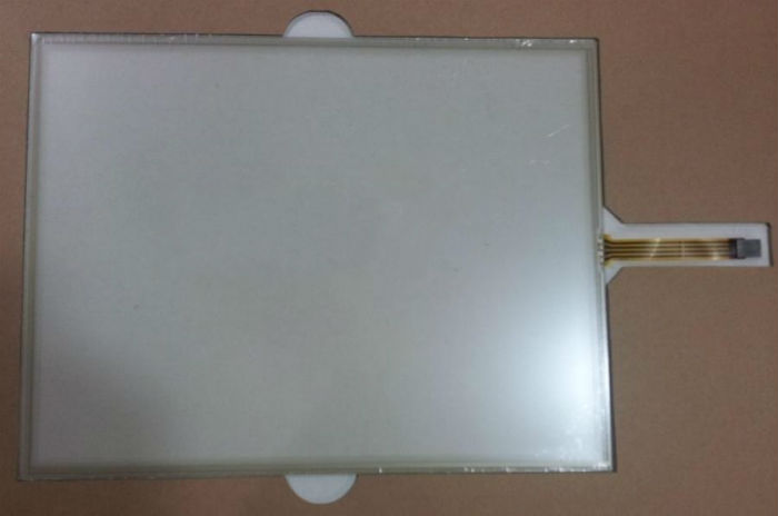 15.1inch 4-wire resistive touch screen panel,USB controller optional