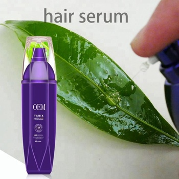 Hot sell Natural Nourishing Argan oil Hair Serum for repair hair