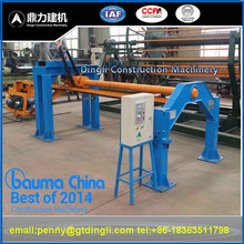 New condition concrete pipe forming machine