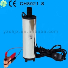 CE certification Submersible Pump/oil pumps/12V electric pump