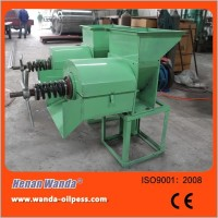 motorized screw press palm oil production machine