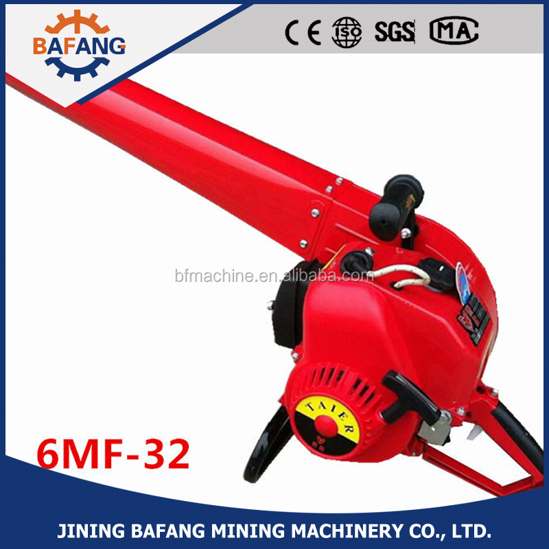 Gasoline engine small snow/ leaf blower