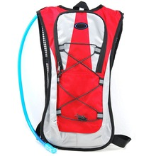 China Custom OEM Camping 5L Hydration Backpack with Bladder