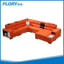 Home furniture california sofas in leather