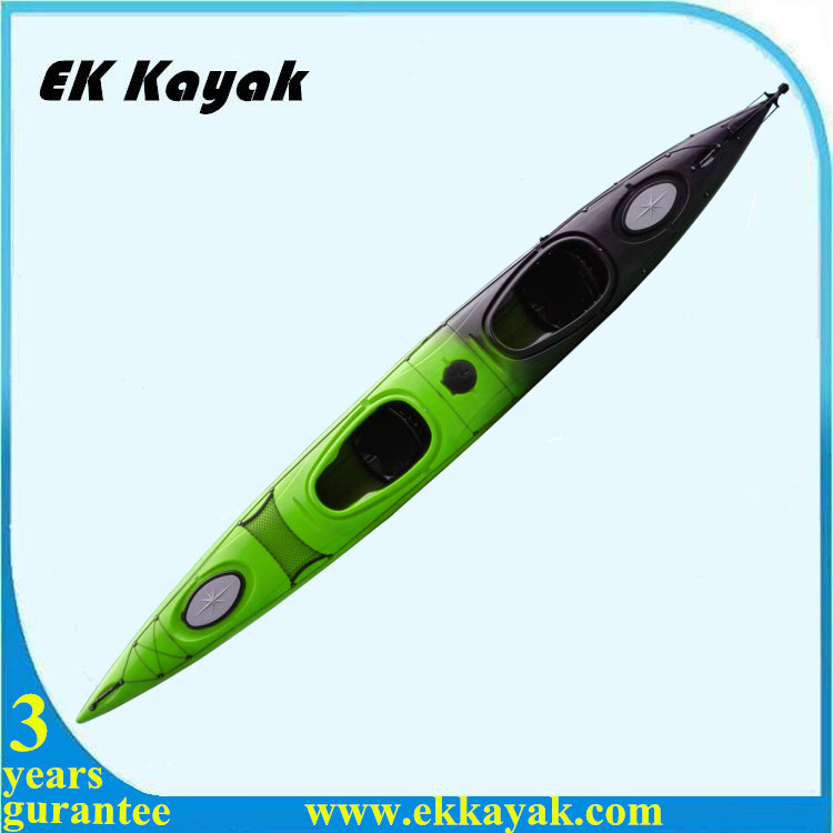 520 cm professional double person kayak LLDPE made by sea kayak