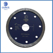 2015 Ergonomic Style Quality diamond band saw blade for marble