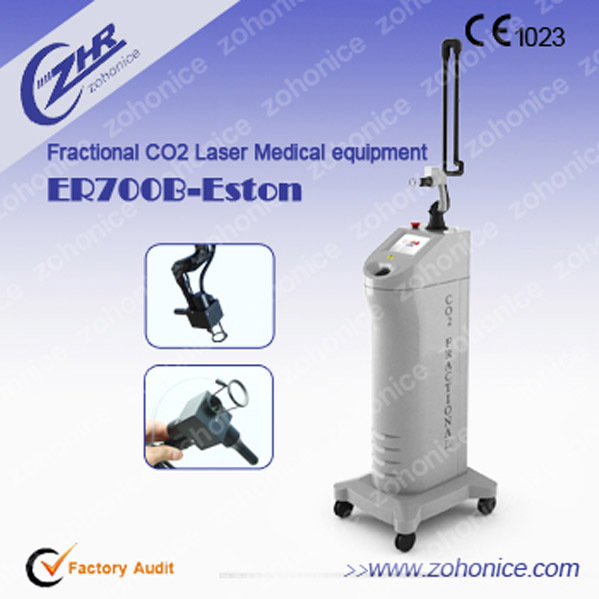 New System csl auto professional co2 beauty light co2ER700B