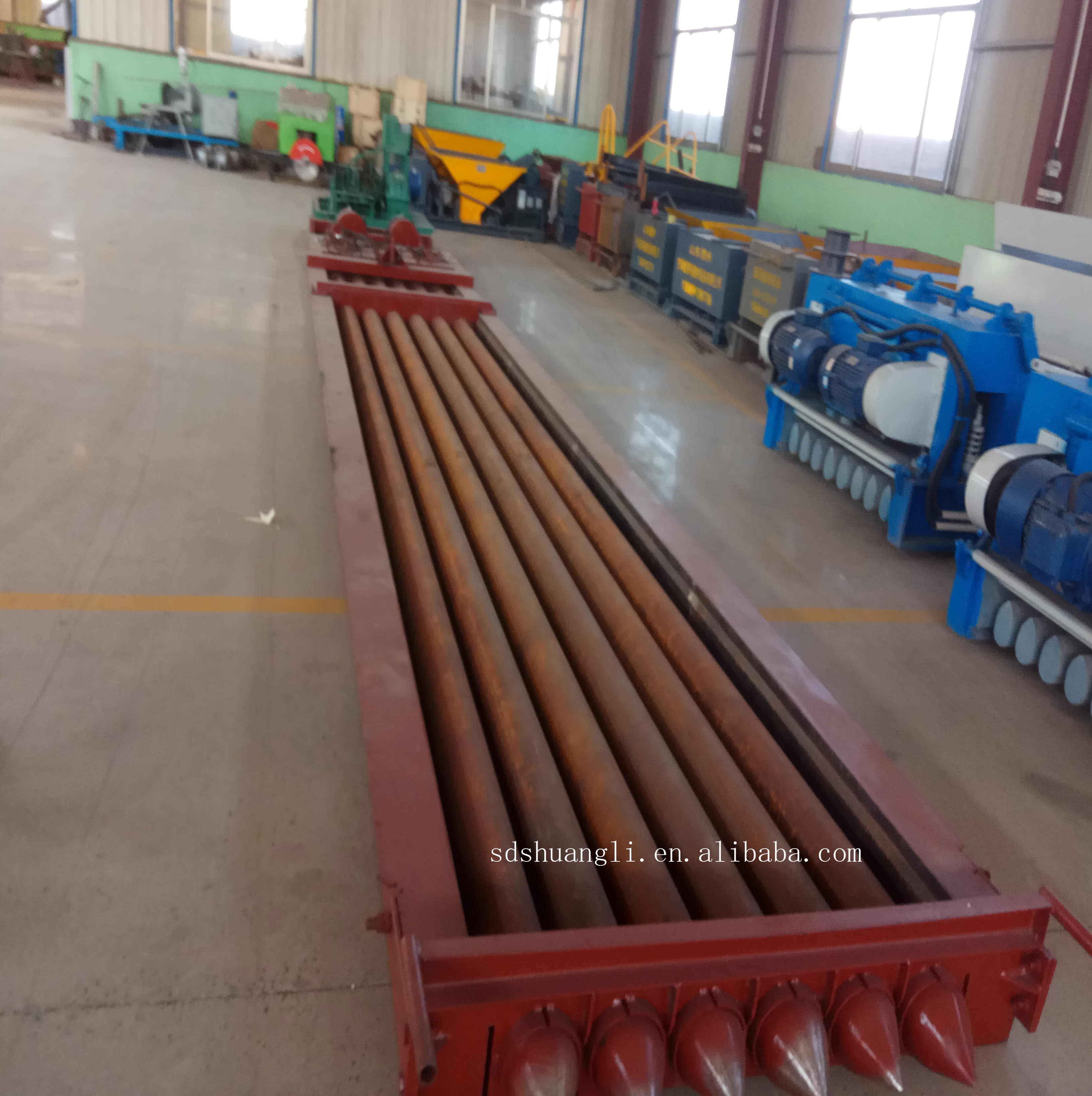 concrete pull mold  machines for sale precast hollow core slabs machine