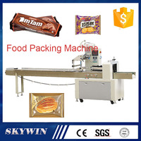 Small Industries In China Flow Pack Sachet Bags Packing Machine Sensors Automatic Packaging Machine Price