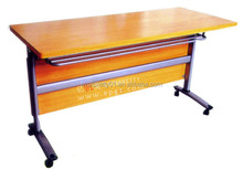 Top School Double Reading Desk Metal Frame Office Table