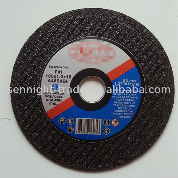Wholesale high quality 14 steel cutting wheel With Good Service