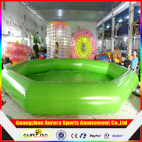 New Product Unique Giant Inflatable Adult Swimming Pool