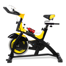 Indoor sports equipment fitness club exercise bike spinning bike for elderly