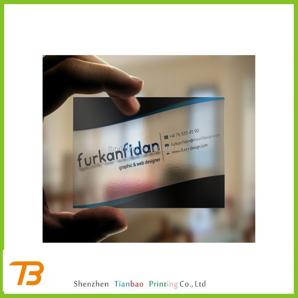 3D Lenticular Business Cards and Holographic Business Card - oukas.info