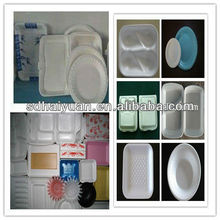 plastic foam food container production line