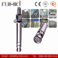 NJMKT mechanical anchor undercut anchor good mining rock bolts