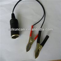 DC/SAE + cigar plug forklift battery cable for power charging szkhuncan