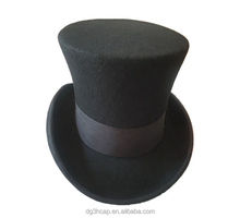 MEN'S TOP HAT WITH WOOL MATERIAL AND MANG COLOUR
