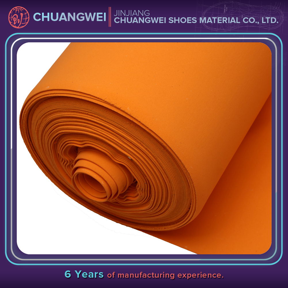 Recycle foam roll insole materials high density flexible elastic foam for insole