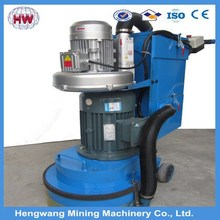 New Desigh 3KW Big area epoxy coating removing polishing grinding machine/concrete diamond Epoxy Floor Grinder