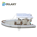 Rilaxy China yacht manufacturer of RIB boats 2.5m - 10m
