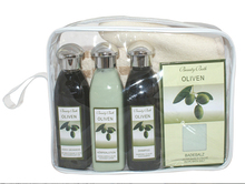 2014 hot sale fashion bath gift set with olive -46257050ol