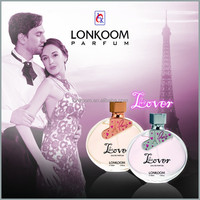 paris lover 100ml customise spray natural perfumes in China