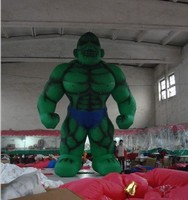Advertisment inflatable toy/inflatable green giant
