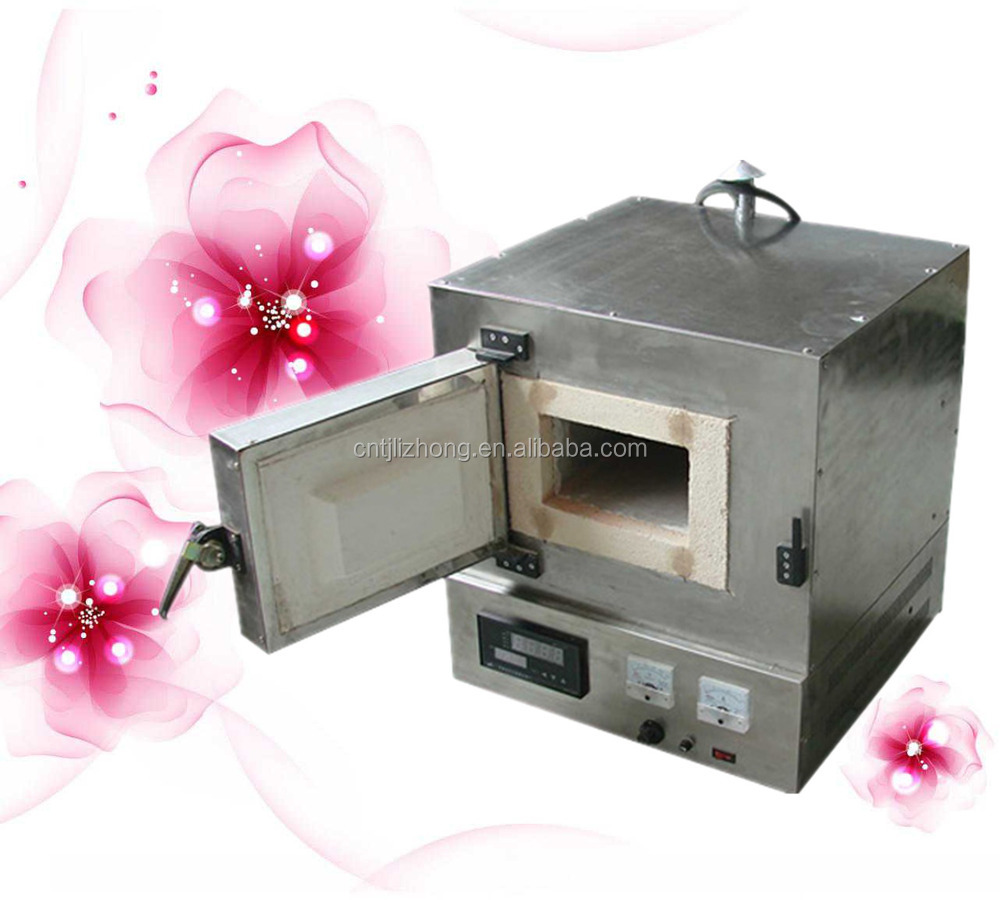 dental supplies Stainless steel 4KW burnout oven of dental lab equipment