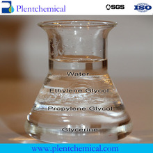 99.5% purity Propylene Glycol used as a solvent for food colors and flavorings