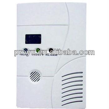 Combustible Gas Detector PY-2009(12VDC/220VAC optional)