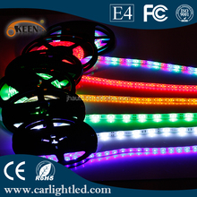 Flexible <strong>RGB</strong> 5050 Led Waterproof Rope Lighting 12V 300smd with IR controller for Holiday Decoration