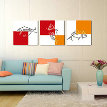 New Design Wall Art Beautiful Abstract Adornment Painting