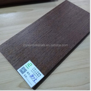 No MOQ request , High quality dark color Cassia siamea wood veneer UV gloss laminate furniture mdf board