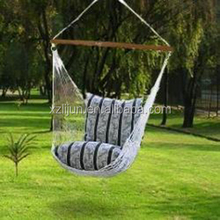 Umbrella Hanging Rope Pod Woven Hammock Living Room Swing Chair