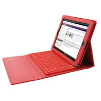 Leather Case Cover with Wireless Bluetooth Keyboard For Apple iPad Air