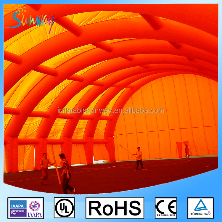 OEM Inflatable Tennis Court Air Domes