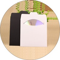 China Cheap Custom Printing Cardboard Cd Dvd Sleeves