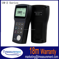 UM-2 ultrasonic gauge thickness meter price of Repeatability 0.1mm