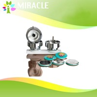 Interchangeable Button Badge Making machine Mould