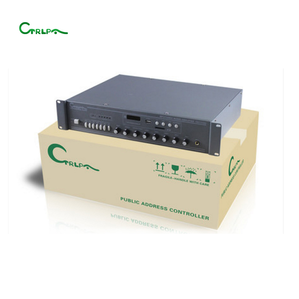 CTRLPA CT1120UII pa system 120w amplifier mixer