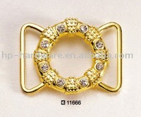 alloy rhinestone chain belt
