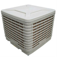Water Cooling Fan Evaporative Air Cooler In Industry