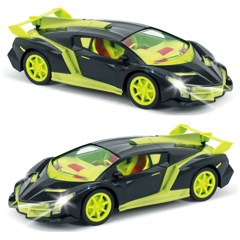 Shantou 1:18 scale <strong>model</strong> racing 4 channel car rc toy with light