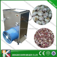 High output efficiency new invention popular garlic segment separating machine