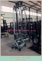 2015 popular comercial fitness equipment/gym equipment/JG-1614A small cable cross over machine