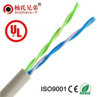 Legrand China High Quality Solid Stranded Twisted Pair Cable 305m/ 1000feet Cat 5e UTP / FTP / STP / SFTP
