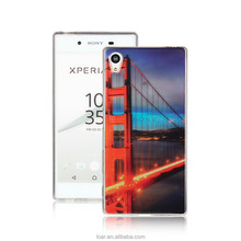 Scenic pictures design soft TPU back cover for Sony xperia Z5 mini case