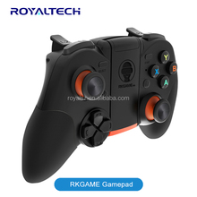 Wireless Cheap Game Controller Joystick IOS/Android Smartphone PC Bluetooth Gamepad Remote Controller With Ergonormic Shape